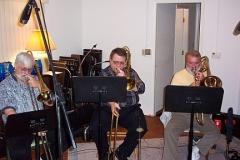 Bill Broughton, Bruce Otto, Craig Ware