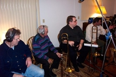 Jim Sawyer, Dick Nash, Bruce Otto, Alan Kaplan